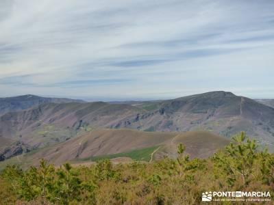 Sierra del Caurel (Serra do Courel) grupos de senderismo agencias de senderismo en madrid grupo send